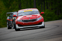 #38 Kia Motors America Kia Optima: Mark Wilkins