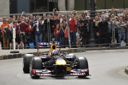 Budapest Street Parade, David Coulthard