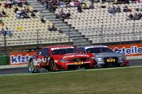 DTM Fotos - Vitaly Petrov, Mercedes AMG DTM-Team Mücke, DTM Mercedes AMG C-Coupe; Nico Müller, Audi Sport Team Rosberg, Audi RS 5 DTM