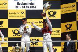 3rd Adrien Tambay, Audi Sport Team Abt Sportsline Audi RS 5 DTM