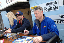 Pirtek Racing duo Andrew Jordan and Martin Depper