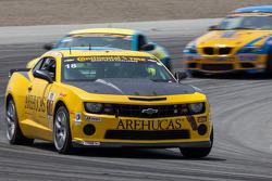 #18 Arehucas Rum Racing Camaro Z28.R: Jason Montgomery, Steve Tarpley