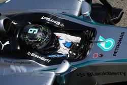 Nico Rosberg, Mercedes AMG F1 W05