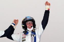 Winner Jari-Matti Latvala
