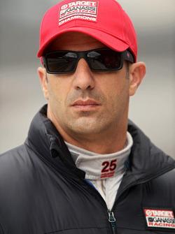 INDYCAR: Tony Kanaan, Target Chip Ganassi Racing Chevrolet