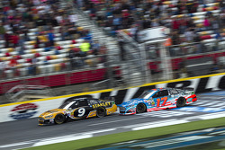 Marcos Ambrose and Ricky Stenhouse Jr.