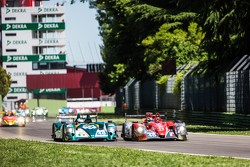 #41 Greaves Motorsport Zytek Z11SN Nissan: Tom Kimber-Smith, Chris Dyson, Matthew McMurry and #46 Thiriet by TDS Racing Morgan Nissan: Pierre Thiriet, Ludovic Badey, Tristan Gommendy
