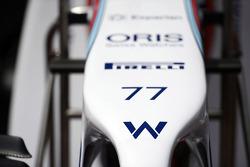 Williams FW36 nosecone