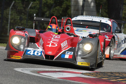 ELMS: #46 Thiriet by TDS Racing Morgan Nissan: Pierre Thiriet, Ludovic Badey, Tristan Gommendy