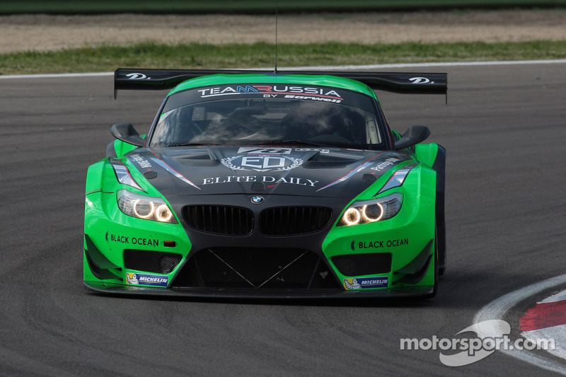 #78 Team Russia By Barwell BMW Z4 GT3: Leo Machitski, Timur Sardarov, Jonathan Cocker