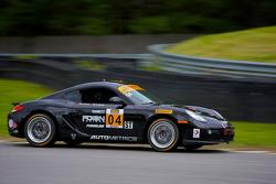 #04 Autometrics Motorsports Porsche Cayman: Remo Ruscitti, Adam Isman