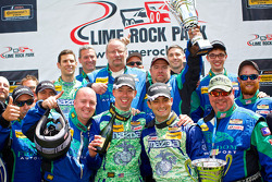IMSA: CTSCC ST Class: #27 Freedom Autosport Mazda MX-5: winners Liam Dwyer, Tom Long