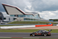 #70 Graff Racing Porsche 997 GT3 R: Eric Trouillet, Nicolas Marroc