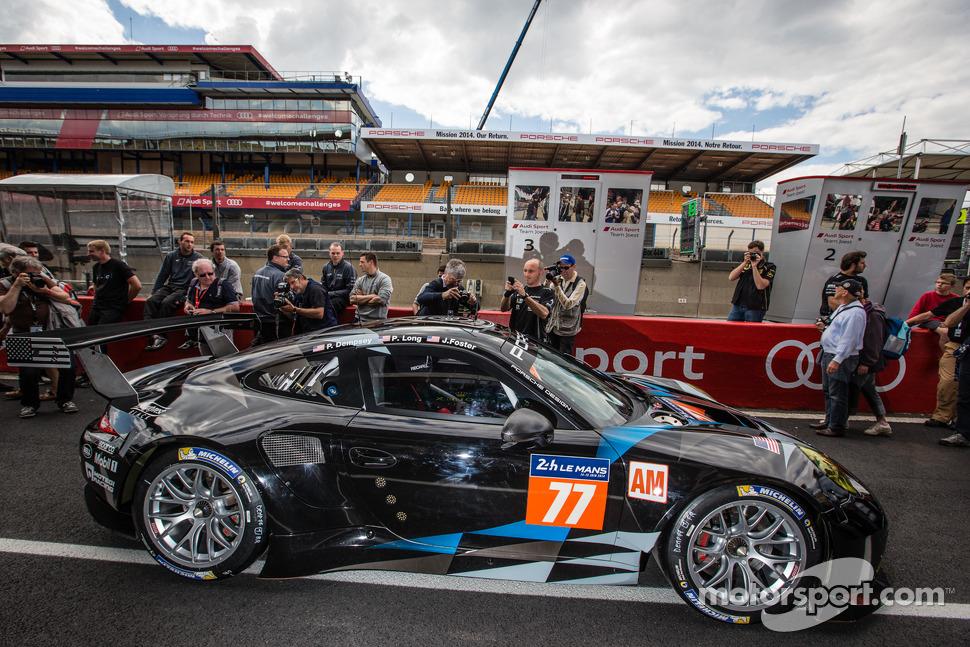 #77 Dempsey Racing - Proton Porsche 911 RSR (991)