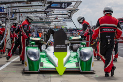 #42 Caterham Racing Zytek Z11SN - Nissan: Tom Kimber-Smith, Chris Dyson, Matthew McMurry