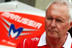 F1: John Booth, Marussia F1 Team Team Principal