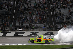Matt Crafton celebrates