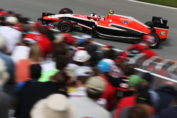 Max Chilton, Marussia F1 Team MR03