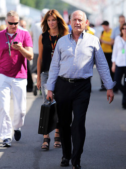F1: Ron Dennis, McLaren Executive Chairman