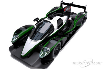 Zytek LMP Coupe unveil