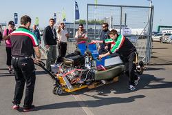 SMP Racing Oreca 03 - Nissan