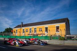 #46 Thiriet By TDS Racing Ligier JS P2 - Nissan: Pierre Thiriet, Ludovic Badey, Tristan Gommendy, #33 OAK Racing - Team Asia Ligier JS P2 - HPD: David Cheng, Ho-Pin Tung, Adderly Fong