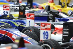 parc ferme 21.06.2014. FIA F3 European Championship