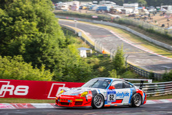 #62 Teichmann Racing Porsche 911 GT3 Cup: Alex Autumn, Kris Cools