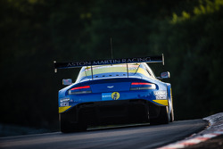 ENDURANCE: #007 Aston Martin Racing Aston Martin Vantage V12 GT: Stefan Mücke, Pedro Lamy, Darren Turner