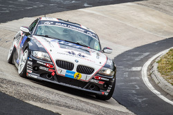 #182 Adrenalin Motorsport BMW Z4 3.0si: Andreas Schettler, Raphael Klingmann, Jens Dahl