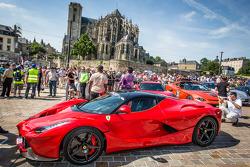 Supercars display: Ferrari LaFerrari