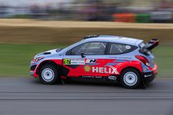2014 Hyundai i20 WRC - Dani Sordo