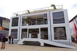 The new Williams motorhome