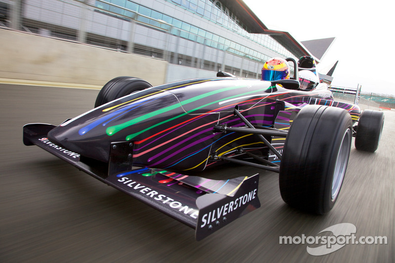 The Hypersonic ride along experience at Silverstone