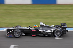 FORMULA-E: Mike Conway, Dragon Racing