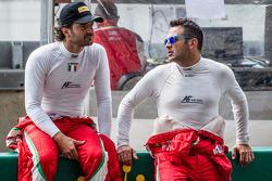 Mirko Venturi and Marco Cioci