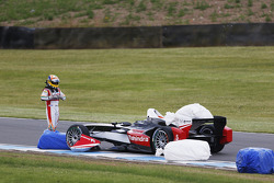 Karun Chandhok, Mahindra Racing in trouble
