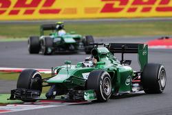 F1: Kamui Kobayashi, Caterham CT05