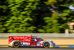 LEMANS: #46 Thiriet By TDS Racing Ligier JS P2 - Nissan: Pierre Thiriet, Ludovic Badey, Tristan Gommendy