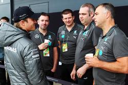 F1: Nico Rosberg, Mercedes AMG F1