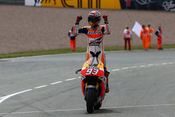 MOTOGP: Race winner Marc Marquez, Repsol Honda Team