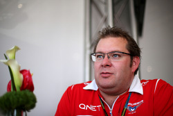 Dave Greenwood, Marussia F1 Team