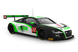 BES: #22 Team Parker Racing Audi R8 LMS ultra: Ian Loggie, Leonid Machitski, Carl Rosenblad, Julian Westwood