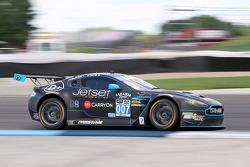 TUSC: #007 TRG-AMR Aston Martin V12 Vantage: Al Carter, James Davison