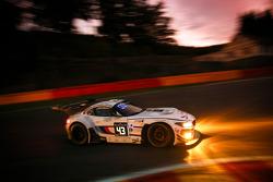 BES: #43 ROAL Motorsport BMW Z4: Stefano Comandini, Eugenio Amos, Michela Cerruti, Stefano Colombo