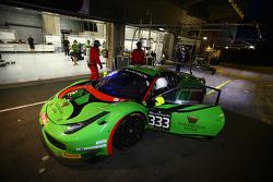BES: #333 GT Corse by Rinaldi Ferrari 458 Italia: Vadim Kogay, Rinat Salikhov, Marco Seefried