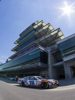 NASCAR-CUP: Kyle Busch, Joe Gibbs Racing Toyota