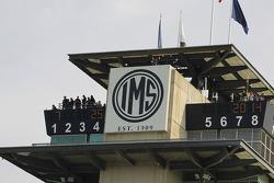 NASCAR-NS: The IMS Pagoda