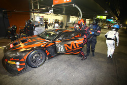 #38 MP Motorsport AMR Aston Martin Vantage GT3: Mark Poole, Joe Osborne, Richard Abra, Darren Turner