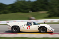 #71 1968 Lola T70 Mk IIIb coupe: William Thumel